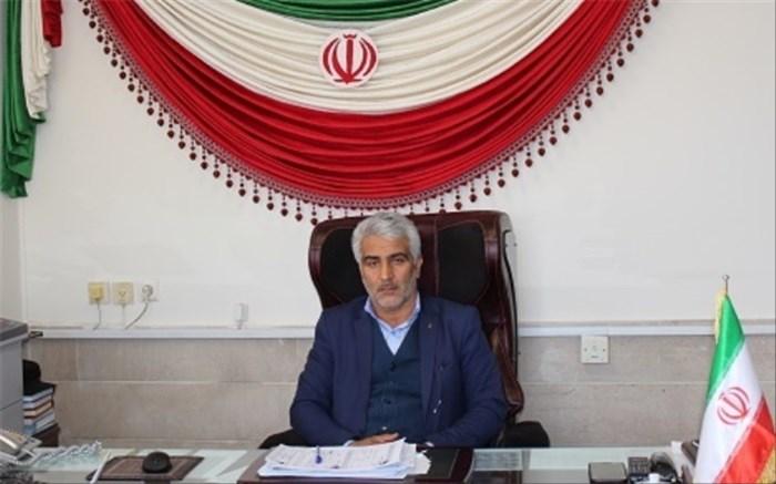 پیام تبریک/مدیر آموزش و پرورش فیروزکوه
