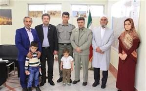 محیطبان گلستانی از زندان آزاد شد