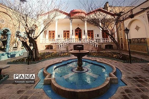 مجموعه تاریخی خانه و موزه مقدم