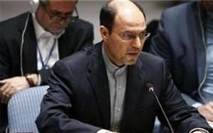 دهقانی: همکاریهای بینالمللی برای مبارزه با تروریسم حیاتی است