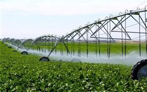 42 هزار و 500 هکتار اراضی کشاورزی مغان آبیاری قطره ای می شود