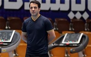 علی اشکانی از سرمربیگری تیم ملی کشتی فرنگی برکنار شد