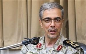 سرلشکر باقری: فعالیت ستاد کل نیروهای مسلح در چارچوب سیاست های اقتصاد مقاومتی است