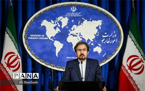 قاسمی بیانیه همایش آزادی مذهبی در آمریکا علیه ایران را محکوم کرد