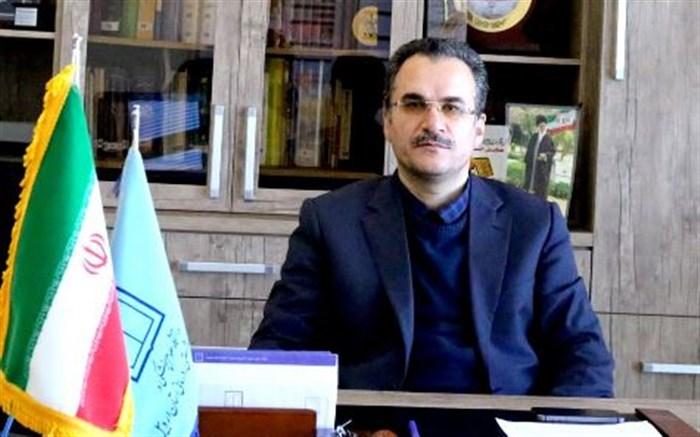 رئیس دانشگاه علوم پزشکی اردبیل