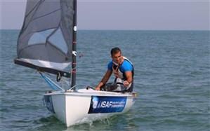 قایقرانی بادبانی ایران به المپیکی شدن امیدوار شد