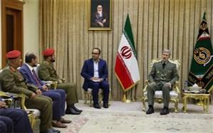 امیرحاتمی: پیام ایران به منطقه صلح و دوستی است