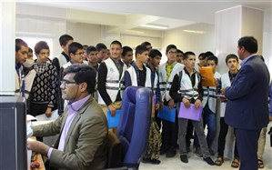 دومین طرح گردشگری دانش آموزی با محوریت بازدید از شعب  تامین اجتماعی کهگیلویه و بویراحمد برگزار شد