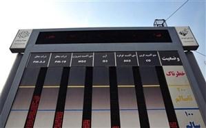 ضرورت افزایش تعداد ایستگاههای سنجش کیفی هوا در اردبیل
