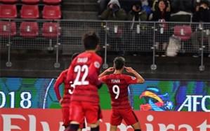 لیگ قهرمانان آسیا؛ کاشیما نصف راه صعود را رفت