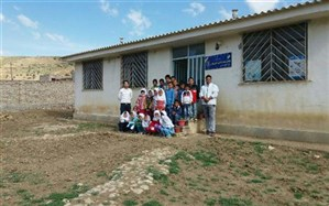 تدریس خالصانه آموزگاران در مناطق صعب العبور گلستان