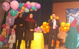 جشن فارغ التحصیلی پیش دبستانی تخصصی بچه های ایران در بوشهر برگزار شد