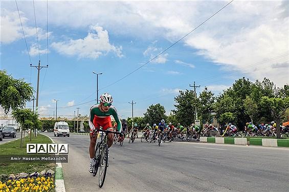 اولین دوره مسابقات دوچرخه سواری آزاد استقامت کشور در ارومیه