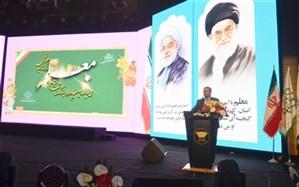 مدیرکل آموزش و پرورش شهر تهران: تنها راه آبادانی کشور آبادانی مدرسه است