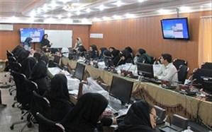 جلسه آموزشی واحد پیشگیری و مبارزه با بیماریهای شبکه بهداشت شهرری برگزار شد