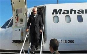 وزیر امور خارجه ایران وارد پکن شد