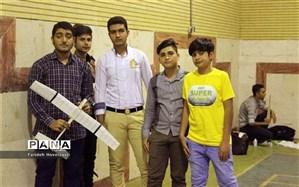 اولین مسابقه دانش آموزی طراحی ، ساخت و پرواز هواپیمای گلایدر برگزار شد