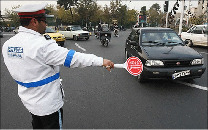 پلیس راهور - تخلفات رانندگی - جریمه