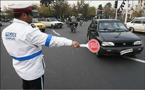 نقض محدودیتهای کرونایی عامل جریمه بیش از ۳۷هزار خودرو  در روز گذشته