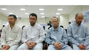 صدور حکم اعدام برای ۸ متهم داعشی