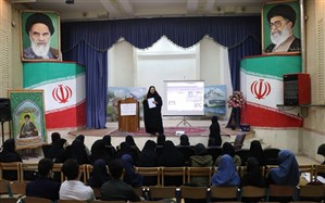 کارگاه آموزش اصول خبرنویسی و عکاسی دانش آموزان  مرند  برگزار شد