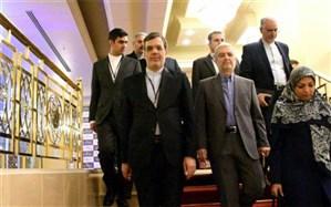 جابری انصاری با نماینده دائم سوریه در سازمان ملل متحد  دیدار  و گفت و گو کرد