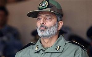 فرمانده ارتش: آسمان ایران در حصار امنیت و دیوار نفوذناپذیر ارتش است