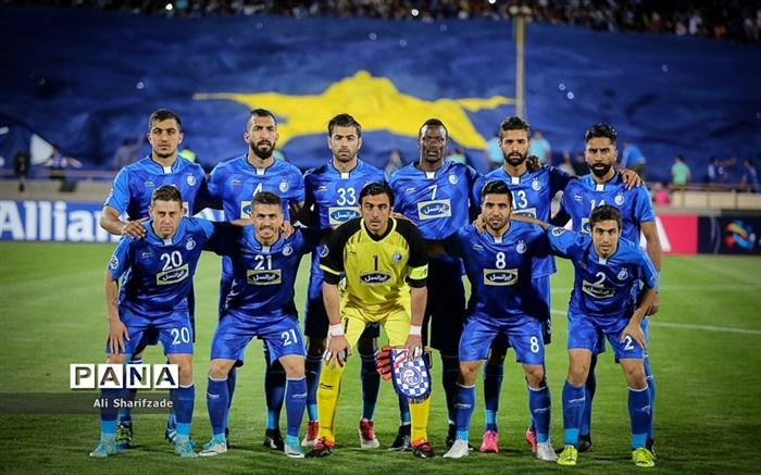 استقلال تهران 2017 تیمی
