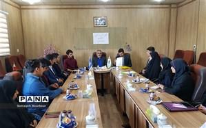 برگزاری اولین جلسه مشترک اعضا مجلس، مجمع و شورای دانش آموزی استان البرز