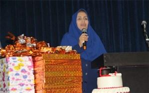 جشن فارغ التحصیلی دانش آموزان دبستان بچه های ایران شهرستان بوشهر برگزار شد