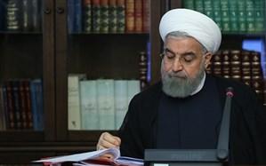 رئیسجمهوری دو قانون مصوب مجلس را برای اجرا ابلاغ کرد