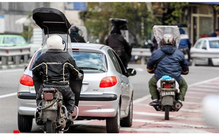 موتورسیکلت - آلودگی هوا