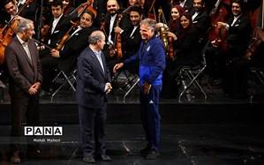سرود رسمی تیم ملی فوتبال رونمایی شد