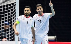 جام جهانی فوتسال؛ ستاره ایران دیدار با ازبکستان را از دست داد