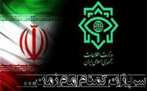 انهدام ۲ باند کلان قاچاق مواد مخدر توسط اداره کل اطلاعات گلستان
