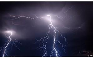 هشدار هواشناسی درباره وقوع رگبار و رعد و برق در ۱۱ استان