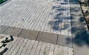 عملیات عمرانی ایمنسازی معابر پیاده منطقه سه قزوین به زودی آغاز میشود