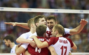 لیگ ملتهای والیبال؛ سهمیه ششم مرحله نهایی به لهستان رسید