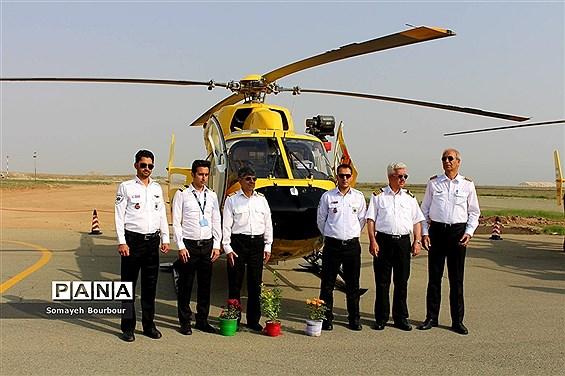 3 ماموریت نجات بخش اورژانس هوایی البرز