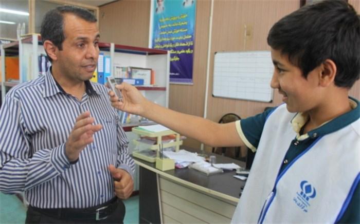 آزمون انتخاب و انتصاب مدیران شهرستان بوشهر