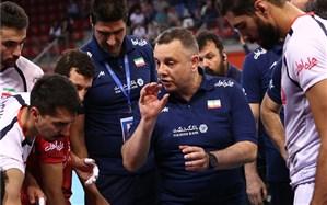 کولاکوویچ رسما از تیم ملی والیبال ایران جدا شد