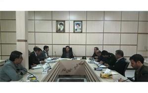 نشست مشترک ستاد امر به معروف و نهی از منکر و شورای عفاف و حجاب استان کردستان  برگزار شد