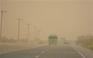 گرد و خاک شدید در شرق کشور