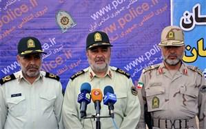 فرمانده نیروی انتظامی: راهپیمایی روز قدس در نظم و امنیت کامل برگزار شد