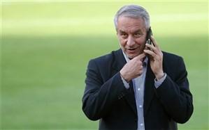 علی کفاشیان استعفا کرد
