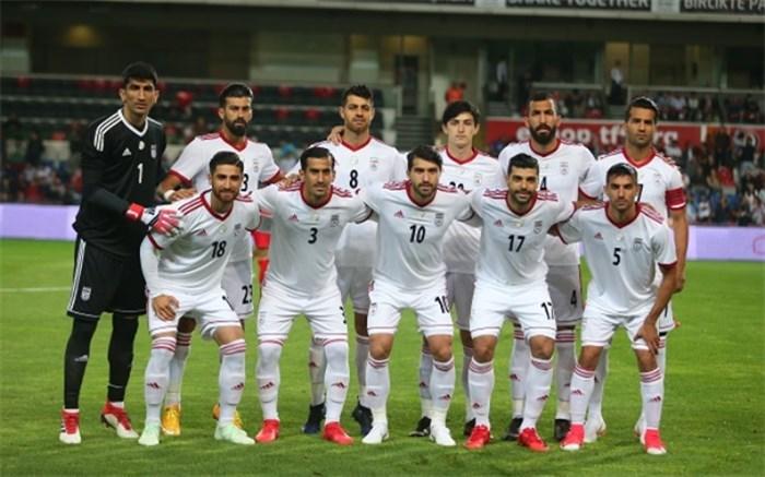 تیم ملی فوتبال ایران 2018
