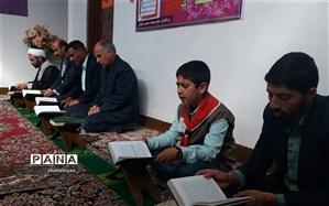 برگزاری مراسم افتتاح دارالقران مرحوم ذبیحی در کاشمر