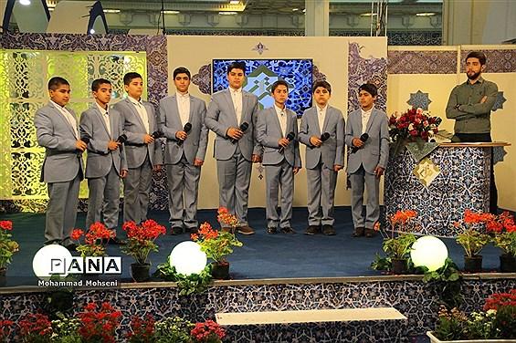 دهمین روز نمایشگاه قرآنکریم در مصلی امامخمینی (ره)