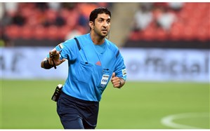 داور اماراتی جایگزین داور محروم عربستان در جام جهانی شد