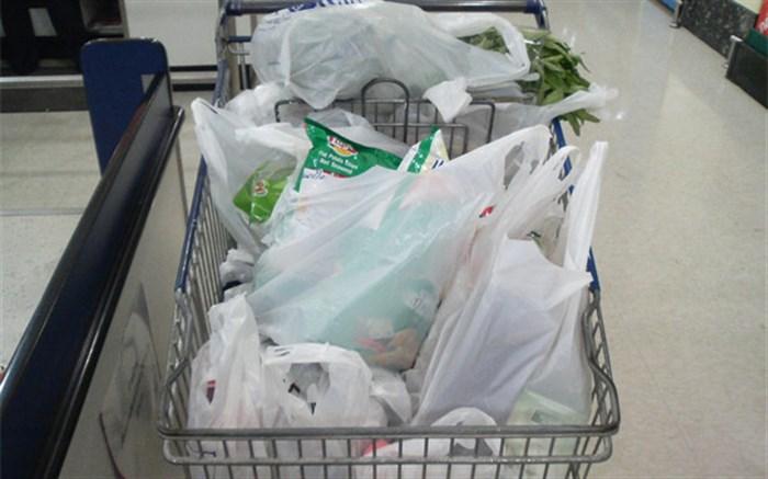 پلاستیک - کیسههای پلاستیکی